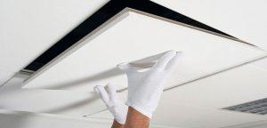 Lee más sobre el artículo Aislar con falso techo